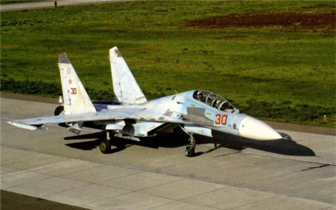 Tung quan may bay, Nga loi 5 chiec Su-30 doi dau ra dung not!-Hinh-3