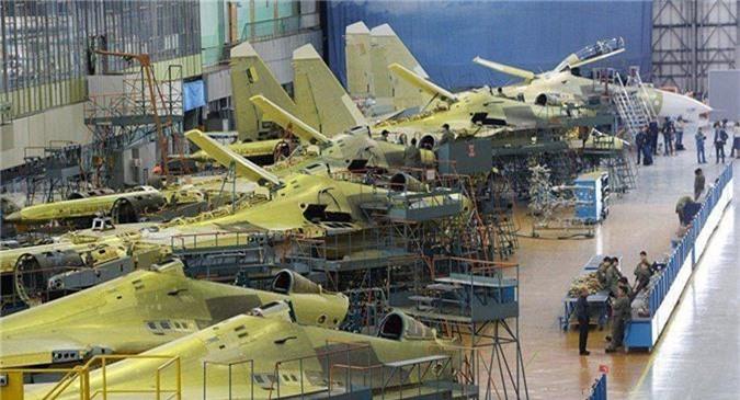 Tung quan may bay, Nga loi 5 chiec Su-30 doi dau ra dung not!-Hinh-6