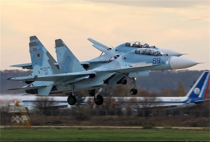 Tung quan may bay, Nga loi 5 chiec Su-30 doi dau ra dung not!-Hinh-9