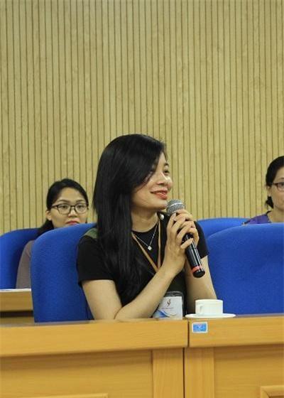 Thí sinh Nguyễn Thị Ly.