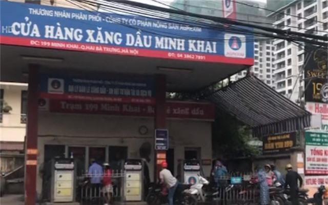 3 nhân viên cây xăng 199 Minh Khai thừa nhận gian lận của khách…170.000 đồng - 2