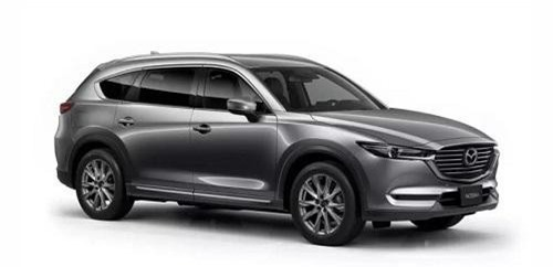 Mazda CX-8 sắp ra mắt thị trường Việt