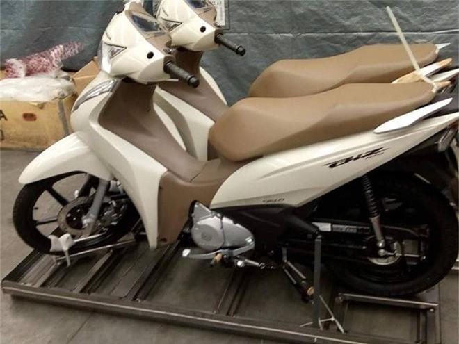 Honda Biz 125 EX.