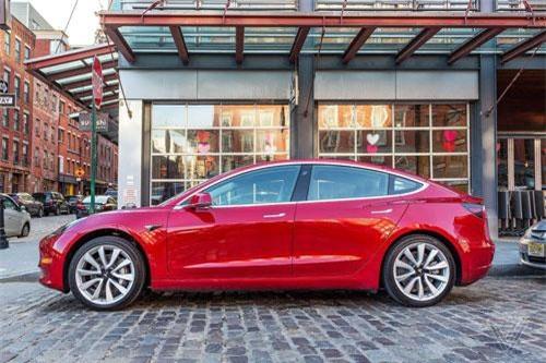 7. Tesla Model 3 2019 (giá khởi điểm: 35.000 USD).