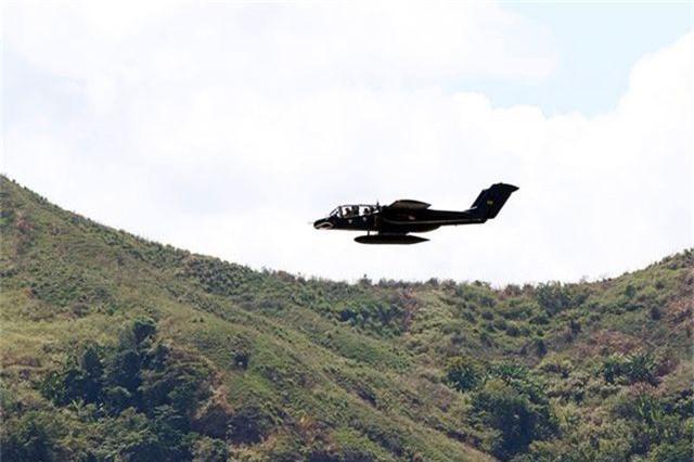 Khí tài quân sự Mỹ - Philippines phô diễn sức mạnh trong tập trận lớn nhất năm - 10