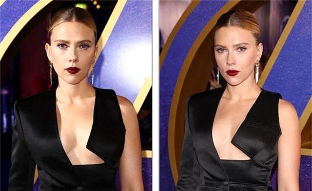 Scarlett Johansson khoe ngực căng tròn - 3