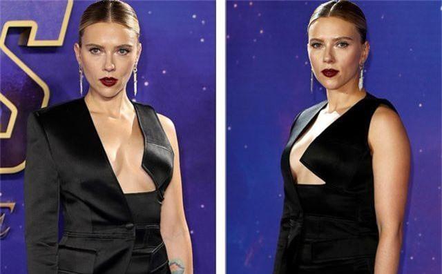 Scarlett Johansson khoe ngực căng tròn - 5