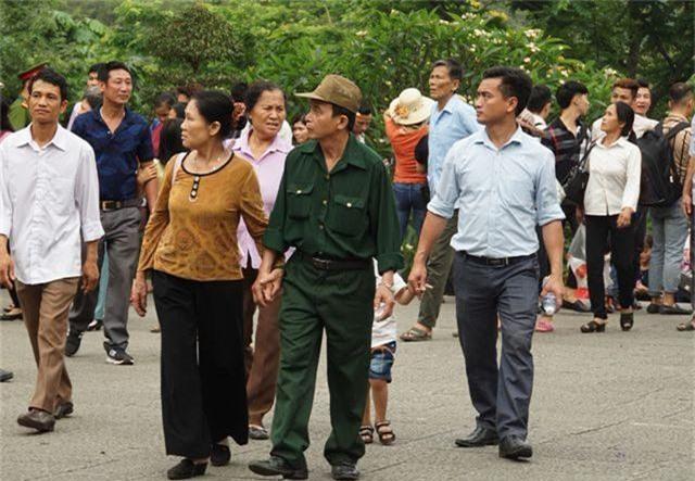 Hàng triệu lượt người đã đổ về Đền Hùng bái Tổ - 5