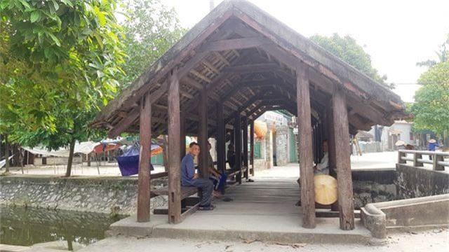 """Cầu ngói trăm năm tuổi được xem như """"báu vật"""" ở Ninh Bình - 3"""