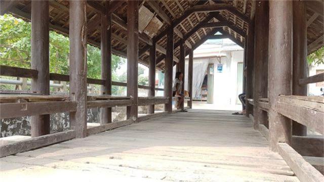 """Cầu ngói trăm năm tuổi được xem như """"báu vật"""" ở Ninh Bình - 5"""