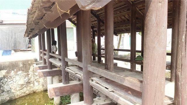 """Cầu ngói trăm năm tuổi được xem như """"báu vật"""" ở Ninh Bình - 8"""