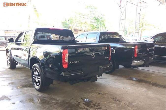 Ban tai hang sang Mercedes-Benz X-Class dau tien ve Viet Nam-Hinh-2