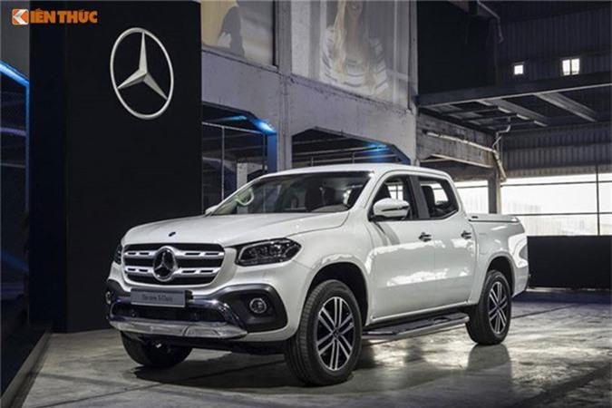 Ban tai hang sang Mercedes-Benz X-Class dau tien ve Viet Nam-Hinh-7
