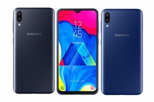 Samsung Galaxy M10.