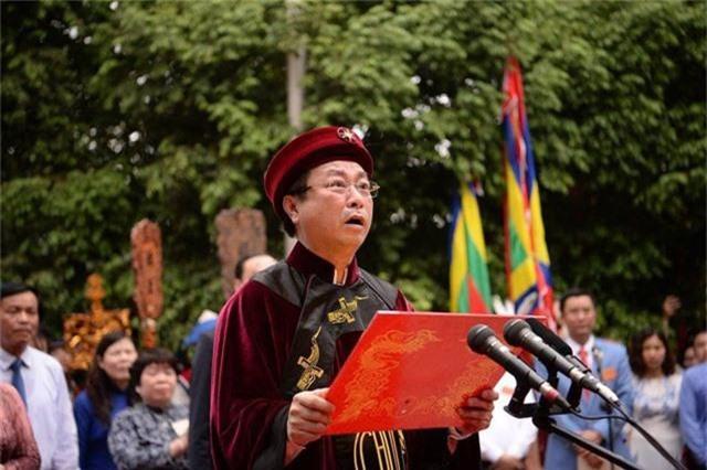 Tổ chức trọng thể Lễ dâng hương tưởng niệm các Vua Hùng - Ảnh 1.