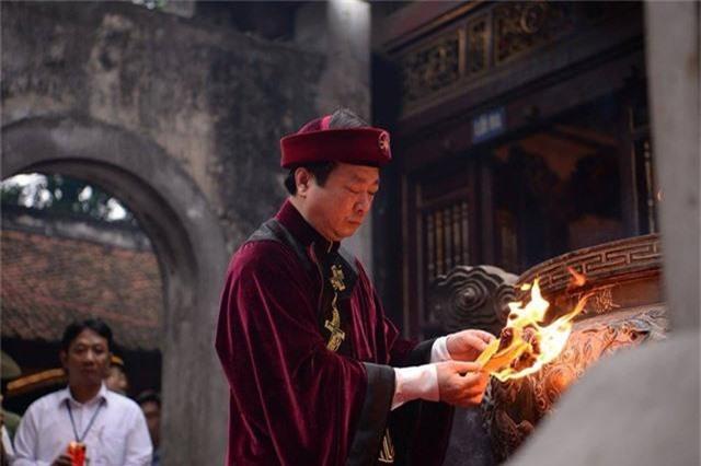 Tổ chức trọng thể Lễ dâng hương tưởng niệm các Vua Hùng - Ảnh 2.