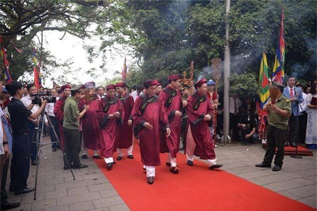 Tổ chức trọng thể Lễ dâng hương tưởng niệm các Vua Hùng - Ảnh 5.