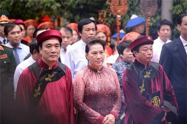 Tổ chức trọng thể Lễ dâng hương tưởng niệm các Vua Hùng - Ảnh 8.
