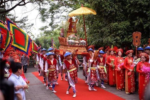 Tổ chức trọng thể Lễ dâng hương tưởng niệm các Vua Hùng - Ảnh 9.