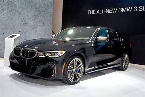 BMW M340i xDrive 2019.