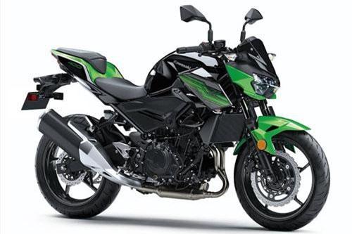 Kawasaki Z400 ABS 2019.