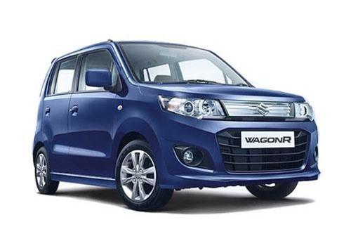 5. Maruti Suzuki Wagon R (doanh số: 41.861 chiếc).