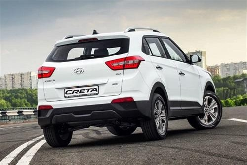 8. Hyundai Creta (doanh số: 31.968 chiếc).
