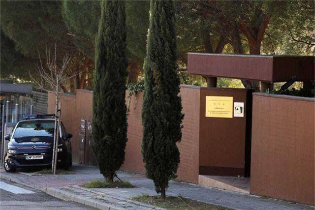 FBI trả lại đồ trong vụ đột nhập sứ quán Triều Tiên ở Tây Ban Nha - 1