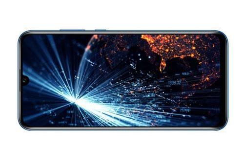20i dùng tấm nền màn hình IPS kích thước 6,21 inch, độ phân giải Full HD Plus (2.340x1.080 pixel), mật độ điểm ảnh 415 ppi. Màn hình này chia theo tỷ lệ 19,5:9, thiết kế dạng giọt nước, chiếm 90% diện tích mặt trước.