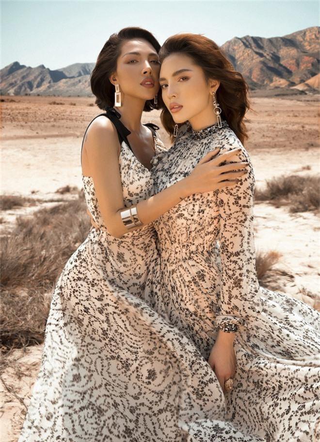 Kỳ Duyên và Minh Triệu ngày càng gắn bó, ôm ấp cực tình tứ giữa sa mạc - Ảnh 8.