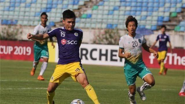 Quang Hải chói sáng, Hà Nội FC dẫn đầu vòng bảng AFC Cup - 1