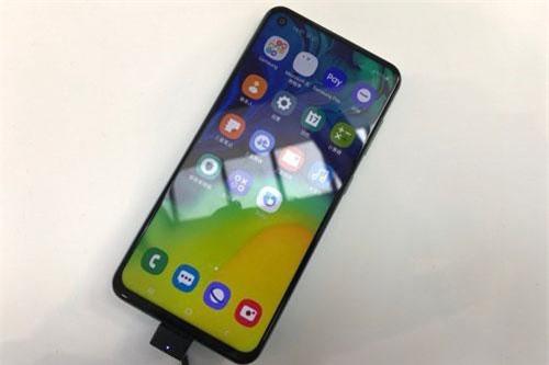 Samsung Galaxy A60.