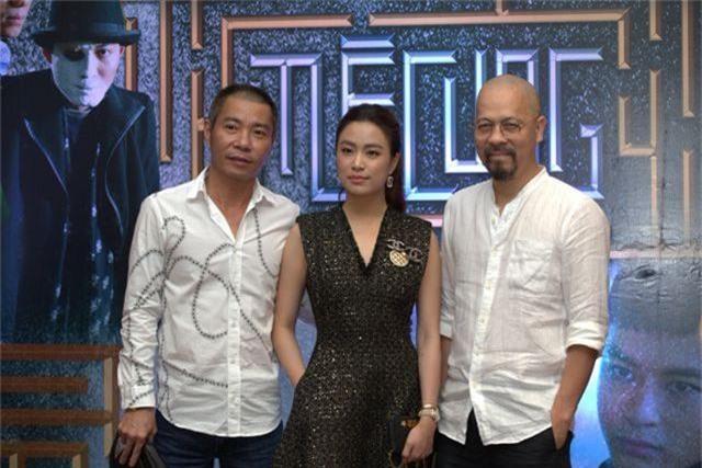 Việt Anh, Doãn Quốc Đam bị áp lực khi vào vai trái chất trong phim hình sự - 1