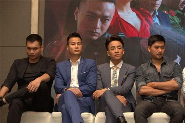 Việt Anh, Doãn Quốc Đam bị áp lực khi vào vai trái chất trong phim hình sự - 3