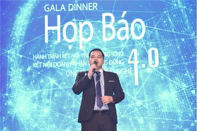 """Ông Phạm Văn Lượng – Tổng giám đốc HTKNYT chia sẻ về dự án công nghệ 4.0 """"Siêu thị kết nối yêu thương"""""""