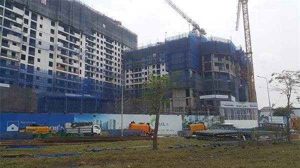 Nhiều căn hộ tại dự án Saphire Khang Điền đã  đã thế chấp, ngân hàng cam kết bảo lãnh là Ngân hàng Vietinbank – chi nhánh TP.HCM.