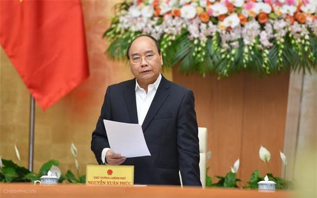 Thủ tướng Chính phủ Nguyễn Xuân Phúc. Ảnh VGP/Quang Hiếu