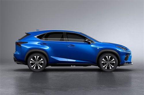 Lexus NX 2019.