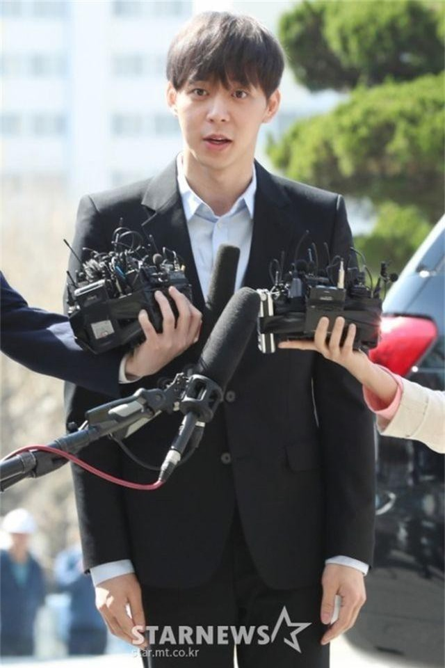 Park Yoochun bị cảnh sát phát hiện mua bán ma túy trái phép - 1