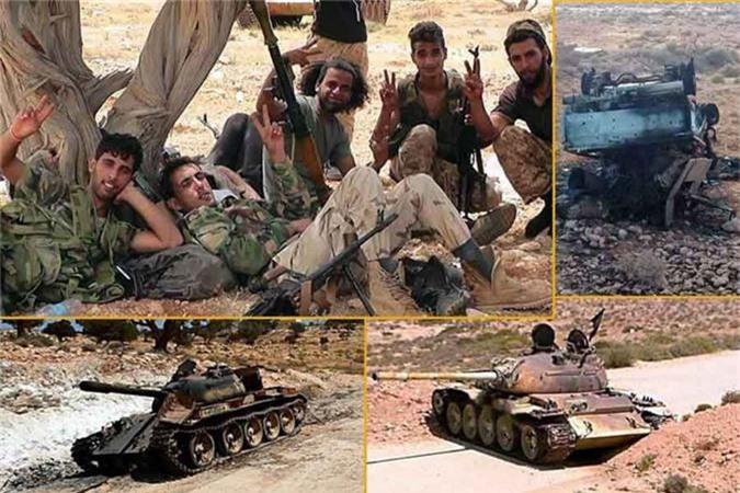 Chien su Libya: LNA co gi trong tay khien My-NATO