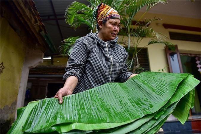 Gặp người phụ nữ hơn 35 năm hái lá chuối mưu sinh - 18