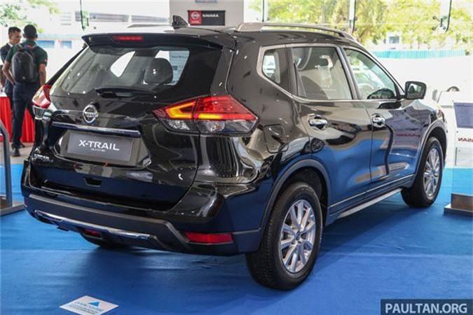 Nissan X-Trail 2019 moi gia tu 754 trieu dong tai Malaysia-Hinh-10