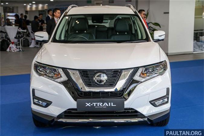 Nissan X-Trail 2019 moi gia tu 754 trieu dong tai Malaysia-Hinh-3