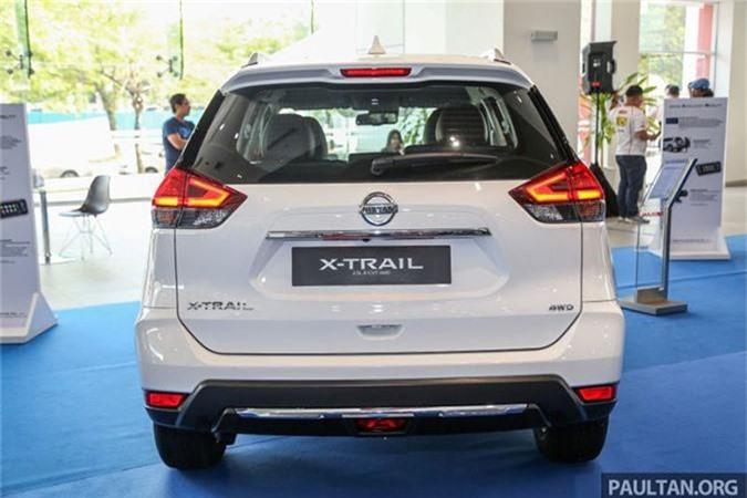 Nissan X-Trail 2019 moi gia tu 754 trieu dong tai Malaysia-Hinh-4