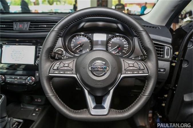 Nissan X-Trail 2019 moi gia tu 754 trieu dong tai Malaysia-Hinh-7