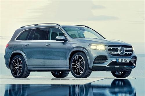 Mercedes-Benz GLS 580 4Matic 2020.