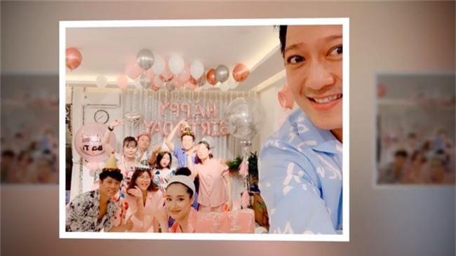 Nhã Phương tung clip chúc mừng sinh nhật cùng lời nhắn đặc biệt đến ông xã Trường Giang - Ảnh 3.
