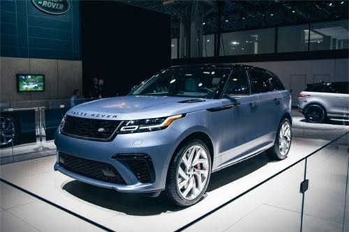 1. Land Rover Range Rover Velar SVAutobiography 2020.