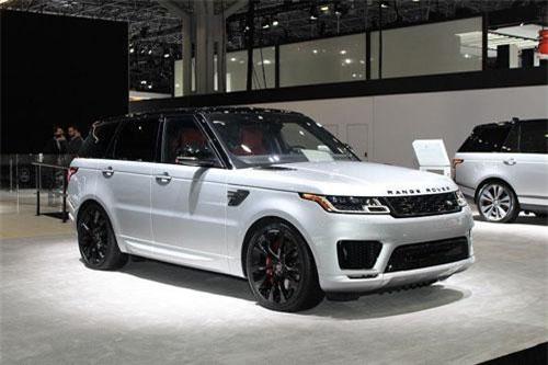 10. Land Rover Range Rover Sport HST 2020.