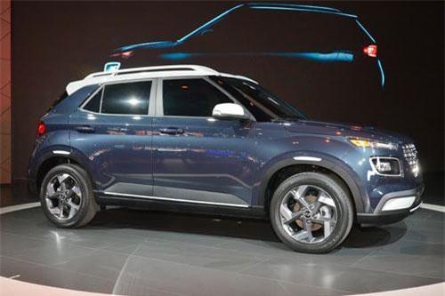 11. Hyundai Venue 2020.